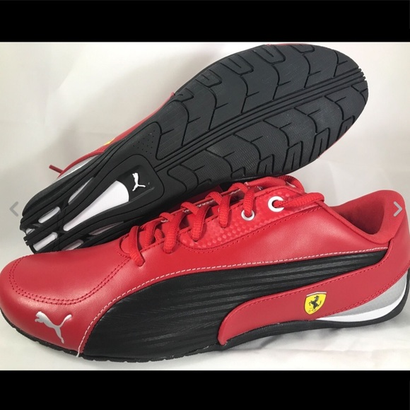 c03308effbaa New Puma Ferrari Drift Cat 5 SF NM Men s Shoes Red